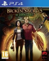 Broken Sword 5: The Serpent's Curse Русская Версия (PS4)