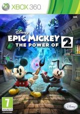 Disney Epic Mickey 2: The Power of Two (Две Легенды) (Xbox 360)