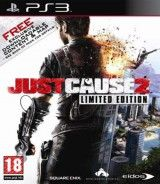 Игра Just Cause 2 Limited Edition для PS3