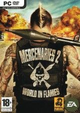 Mercenaries 2: World In Flames Русская Версия Box (PC)