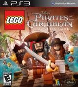 Игра LEGO Pirates of the Caribbean: The Video Game Русская Версия для PS3