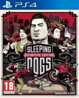 Sleeping Dogs: Definitive Edition Русская Версия (PS4)