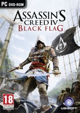Assassin's Creed 4 (IV): Черный флаг (Black Flag) Русская Версия Box (PC)