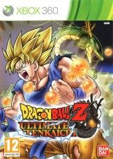 Игра Dragon Ball Z: Ultimate Tenkaichi для Xbox 360