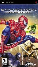 Игра Spider-Man Friend or Foe для Sony PSP