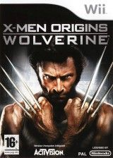 Игра X-Men Origins: Wolverine для Wii