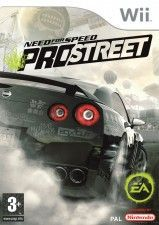 Need for Speed Pro Street игра для Nintendo Wii
