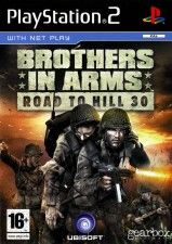 Игра Brothers in Arms: Road to Hill 30 для Sony PS2