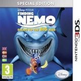 Finding Nemo: Escape to the Big Blue Специальное Издание (Special Edition) (Nintendo 3DS)