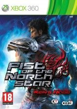 Игра Fist Of The North Star Kens Rage для Xbox360