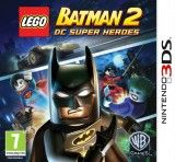 LEGO Batman 2: DC Super Heroes (The Video Game) (Nintendo 3DS)