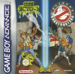 Extreme Ghostbusters: Code Ecto-1 Русская Версия (GBA)