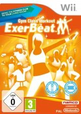 Игра ExerBeat Gym Class Workout для nintendo Wii