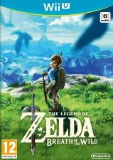 The Legend of Zelda: Breath of the Wild Русская Версия (Wii U)