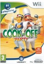 Игра Сook-Off Party для Nintendo Wii