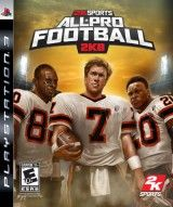 All Pro Football 2K8 (PS3)