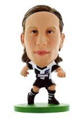 Фигурка футболиста Soccerstarz - West Brom Jonas Olsson - Home Kit (400105)