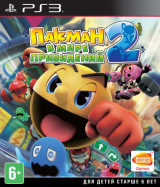 ������ � ���� ���������� 2 (Pac-Man and the Ghostly Adventures 2) (PS3)