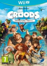The Croods (������� �����): Prehistoric Party! (Wii U)