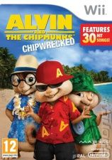 Alvin and The Chipmunks 3 (Элвин и бурундуки 3) (Wii)