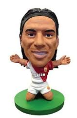 Фигурка футболиста Soccerstarz - AS Monaco Falcao Home Kit (2015 version) (400544)