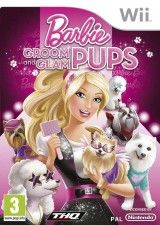 Игра Barbie Groom Glam Pups для Nintendo Wii