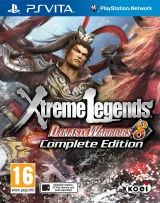 Dynasty Warriors 8: Xtreme Legends Полное издание (Complete Edition) (PS Vita)