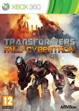 Transformers: Fall of Cybertron (������������: ������� ����������) (Xbox 360)