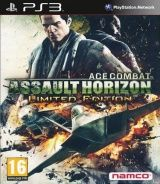���� Ace Combat: Assault Horizon ������������� ������� (Limited Edition) ��� Sony PS3