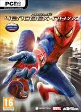 ����� �������-���� (The Amazing Spider-Man) ������� ������ Box (PC)