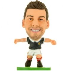 Фигурка футболиста Soccerstarz - Scotland Charlie Mulgrew - Home Kit (76533)
