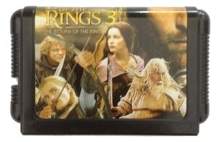 The Lord of the Rings III The Return of the King (Sega)