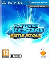 Playstation All-Stars (Звезды PlayStation): Battle Royale (Битва сильнейших) (PS Vita)