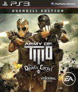Army of Two: The Devil�s Cartel. Overkill Edition (����������� �������) (PS3)