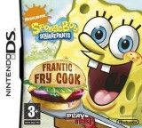 SpongeBob SquarePants Frantic Fry Cook (DS)