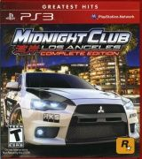 Игра Midnight Club: Los Angeles для Sony PS3