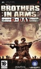 Игра Brothers in Arms D-Day для Sony PSP