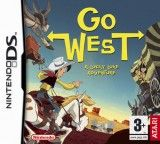 Игра Go West! A Lucky Luke Adventure для DS