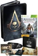 Assassin's Creed 4 (IV): Черный флаг (Black Flag) Skull Edition Русская Версия (Xbox 360)