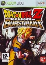 Игра Dragon Ball Z Burst Limit для Xbox 360