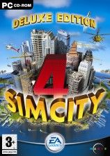 SimCity 4 Deluxe Edition Box (PC)