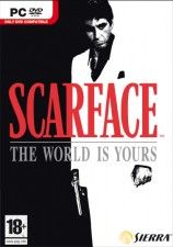 Scarface: the World is Yours Русская Версия Box (PC)