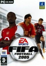 FIFA Football 2005 Box (PC)