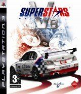 Игра Superstars Racing V8 для Playstation 3