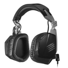 Гарнитура проводная Mad Catz F.R.E.Q.3 Stereo Headset - Black (PC)