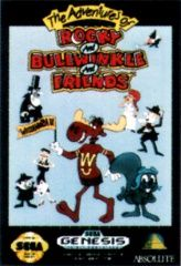 Rocky and Bullwinkle and his Friends (Sega)