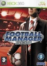 Football Manager 2008 (Xbox 360)