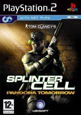 Игра Tom Clancy's Splinter Cell: Pandora Tomorrow для Sony PS2