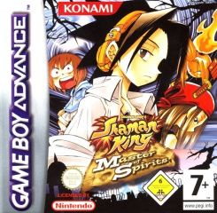 Shaman King - Master Of Spirits Русская Версия (GBA)