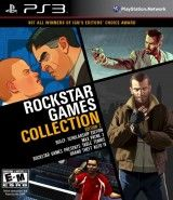 Rockstar Games Collection: Edition 1 (PS3)